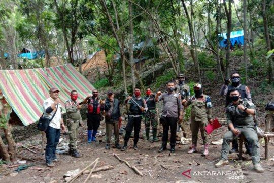 Penambang liar luar Sulut ditemukan menambang di Minahasa Tenggara