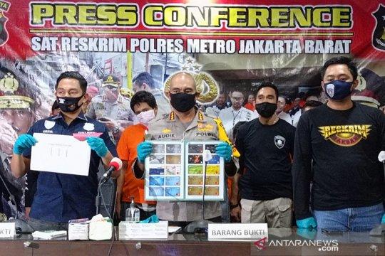Pengganjal ATM di Jakarta Barat merupakan residivis