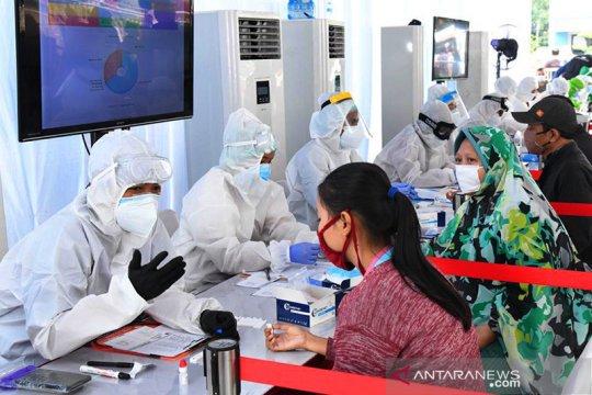 Gelar tes cepat di Cibodas, BIN ingatkan protokol kesehatan