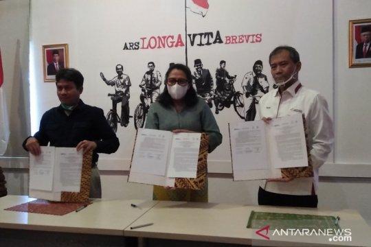LKBN Antara-PFN-BP teken MoU integrasi klaster media BUMN