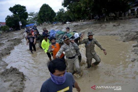 Banjir bandang Luwu Utara, korban jiwa bertambah jadi 21 orang