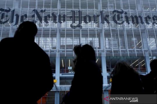 NY Times akan pindahkan kantor perwakilan di Hong Kong ke Seoul