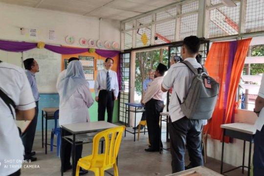 Malaysia tidak wajibkan penggunaan masker di sekolah