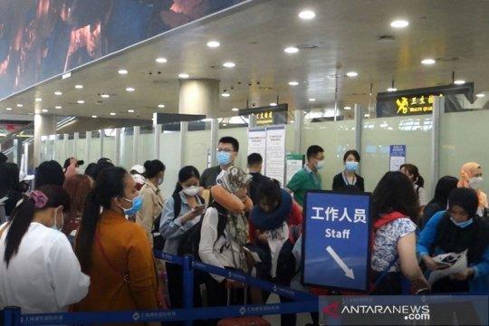 Pemerintah pulangkan ratusan WNI gelombang kedua dari China