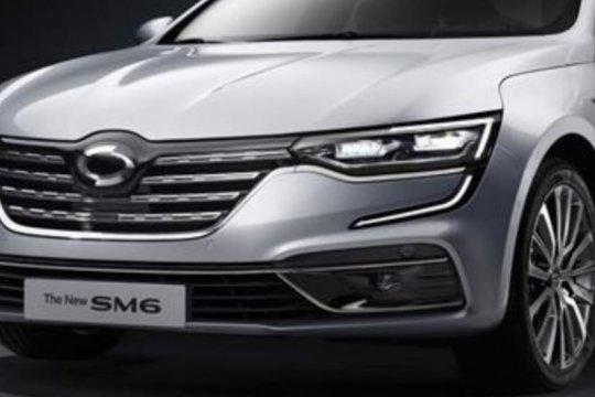 """Renault - Samsung luncurkan sedan SM6 versi """"facelift"""""""