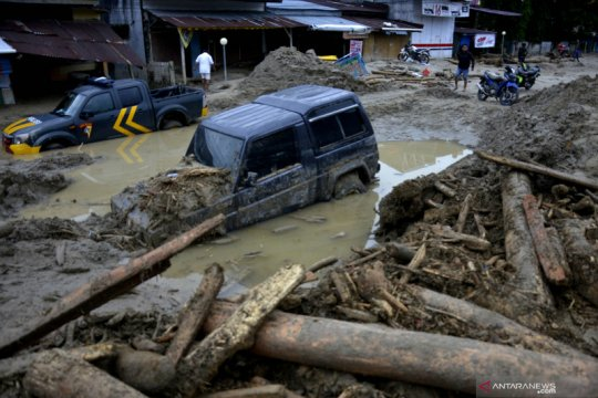 IDI Makassar bantu korban bencana banjir bandang di Luwu Utara