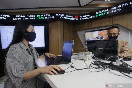 IHSG ditutup melemah seiring eskalasi konflik AS - China