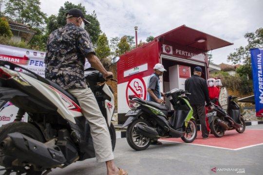 Barata Indonesia selesaikan pembangunan Pertashop
