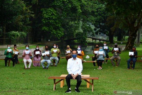 Presiden Jokowi: Usaha mikro jangan sampai tutup