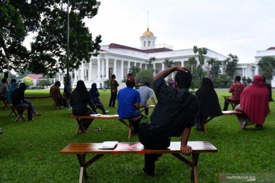 Presiden serahkan bantuan modal kerja