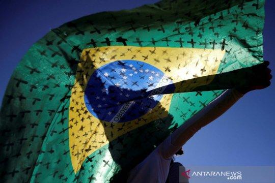 Kepala staf presiden Brazil terbukti positif corona