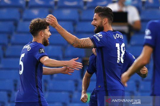Liga Inggris: Chelsea mantap di posisi ketiga klasemen setelah kalahkan Norwich City