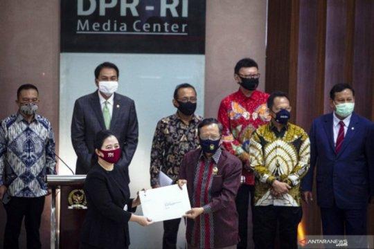 Sekretaris FPPP DPR: Pengajuan RUU BPIP hak pemerintah