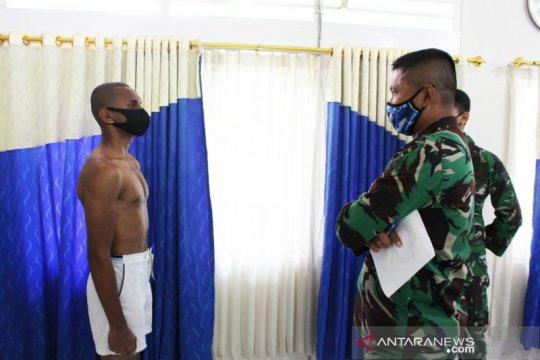 12 calon taruna AAU ikuti sidang pantukhirda di Lanud Silas Papare