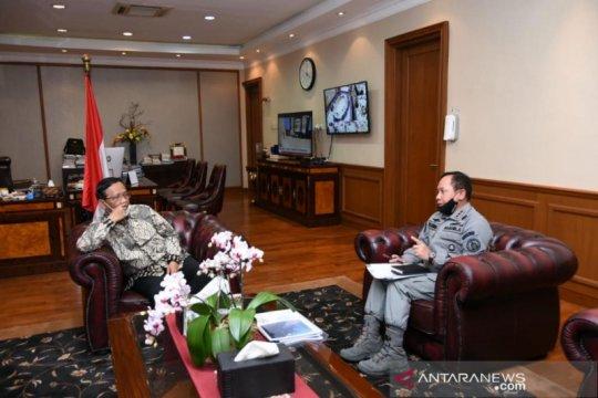 Bakamla soroti perkembangan situasi keamanan Laut Natuna Utara dan LCS