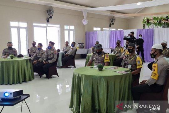 Personel Babinkamtibmas Polda Sultra dilatih dakwah