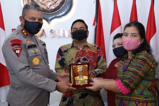 Kapolda Sumut: permasalahan di Medan terjadi karena narkotika