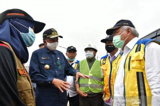 Kementerian PUPR siapkan tiga penanganan utama banjir Lutra