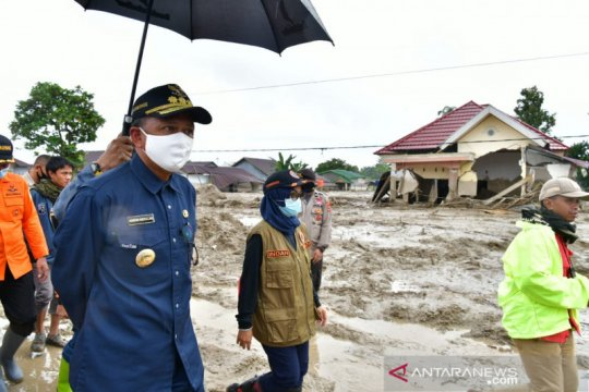 Tangani banjir Luwu Utara, Sulsel ambil tiga langkah awal