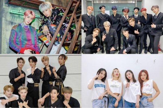 "EXO-SC hingga The Boyz bakal tampil di konser daring ""CONNECT: D"""