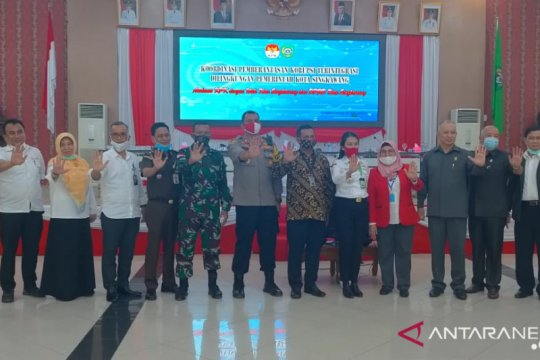 KPK lakukan monitoring ke Singkawang Kalbar