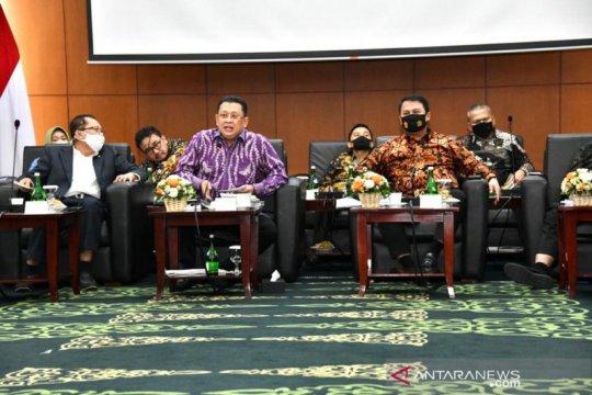 Ragap Pimpinan sepakati format Sidang Tahunan MPR