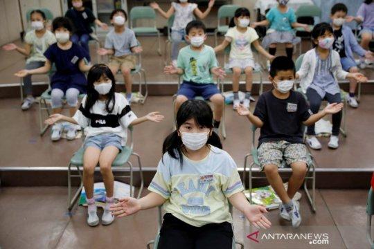 Jepang siaga dengan lonjakan kasus COVID-19 di tengah kampanye wisata