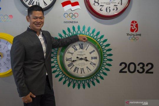 KOI nantikan pertemuan lintas kementerian bahas bidding Olimpiade 2032