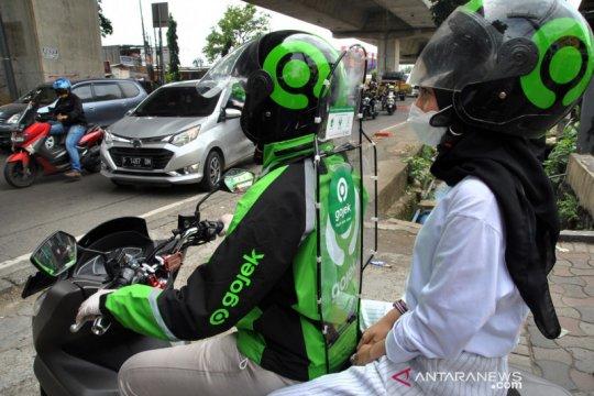 Patuhi protokol kesehatan transportasi daring