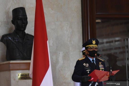 Panglima TNI mutasi 14 perwira tinggi
