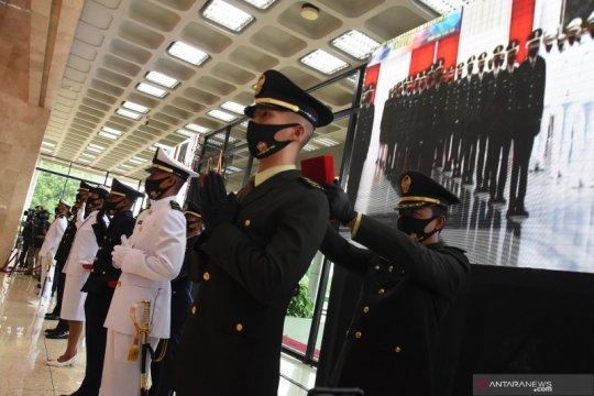 Pelantikan Perwira Prajurit Karier TNI