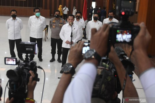 Polri: Brigjen Prasetijo sepesawat dengan Joko Tjandra ke Pontianak