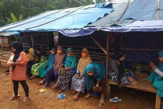 Warga pengungsi dambakan hunian tetap