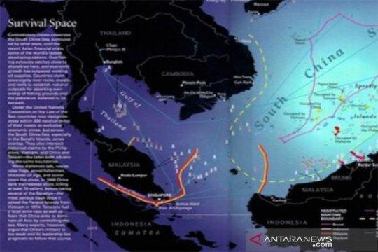 Perdebatan sengketa Laut China Selatan di tengah pandemi COVID-19