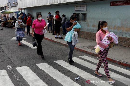 Kasus COVID-19 melonjak, Guatemala perketat pembatasan