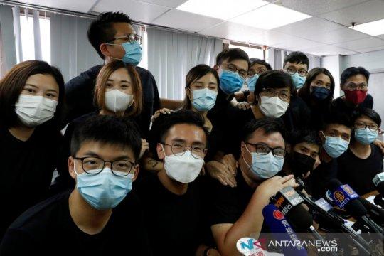 China kritik penangguhan perjanjian ekstradisi Jerman-Hong Kong