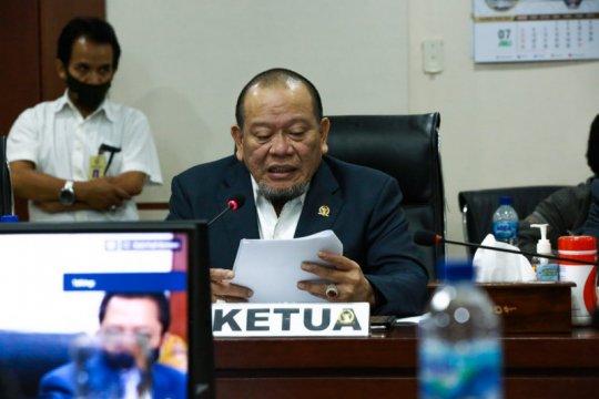 Ketua DPD dorong kemandirian fiskal daerah