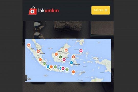 Kominfo luncurkan situs basis data UMKM Indonesia