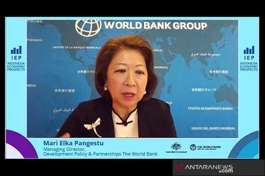 Bank Dunia imbau RI lakukan sinkronisasi data penyaluran stimulus