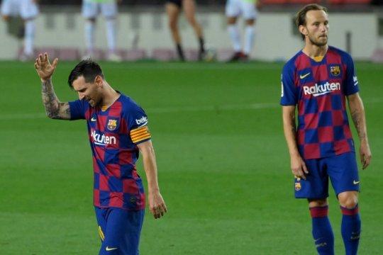 Ketika Lionel Messi marah besar