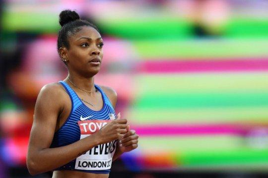 Sprinter Deajah Stevens absen pada Olimpiade Tokyo karena diskors