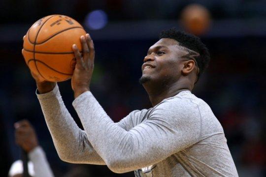Zion Williamson tinggalkan gelembung NBA karena alasan keluarga
