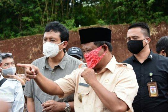 Lokasi tambang ilegal di Bekasi ditutup Wagub Jabar