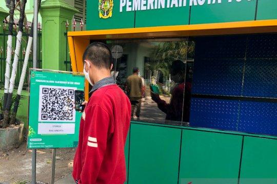 200 titik dilengkapi QR code dukung pemantauan COVID-19 Yogyakarta