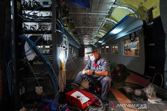 Pulih dari efek COVID-19, kereta cepat China kembali produksi
