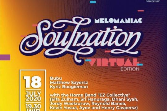 Melomaniac edisi kedua hadirkan musik soul