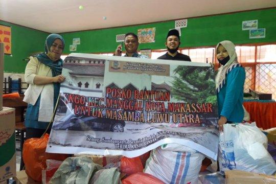 Guru olahraga di Makassar galang dana bantu korban banjir Luwu Utara