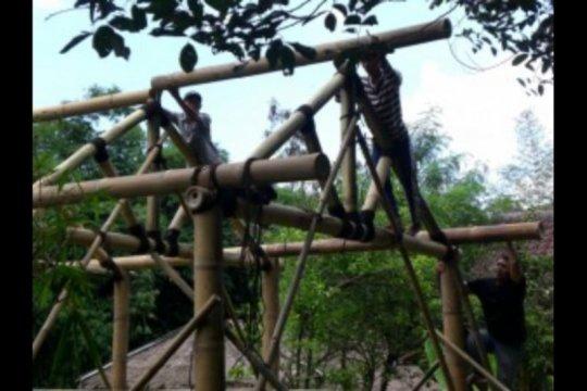 Praktisi sebut bambu bisa untuk bangun istana presiden