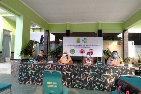 Gugus Tugas Karawang: Tujuh orang positif COVID-19 sembuh