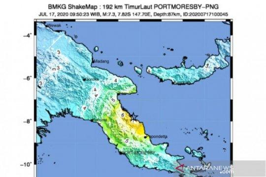 Aktivitas gempa di selatan Jawa meningkat, upaya mitigasi diperkuat